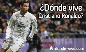 Dónde vive Cristiano Ronaldo