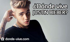 Dónde vive Justin Bieber
