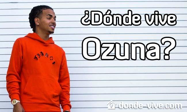 Dónde vive Ozuna