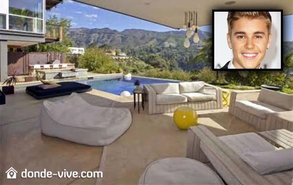 Mansión de Justin Bieber