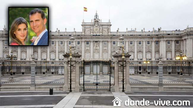 D nde viven los reyes de espa a desc brelo aqu - Casa de los reyes de espana ...