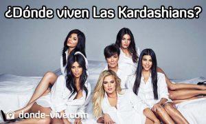 Dónde viven Las Kardashians